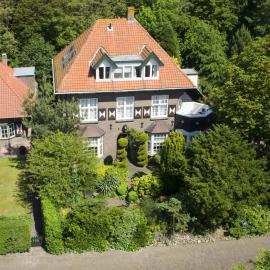luchtfoto_hotel_02.jpg - Hotel Villa Hoogduin - Domburg